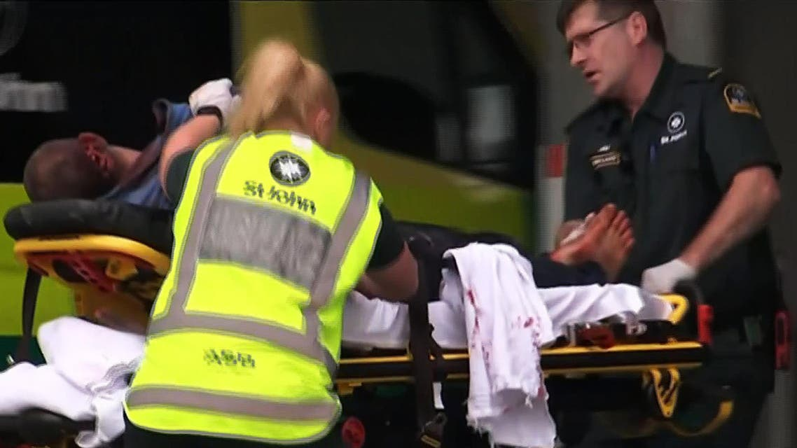 new zealand terrorist attack on mosque (AFP)