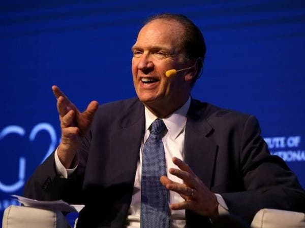 """لِم تغيّب رئيس البنك الدولي الجديد عن """"قمة الحزام""""؟"""
