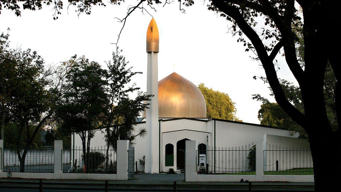 مسجد النور - نيوزيلندا