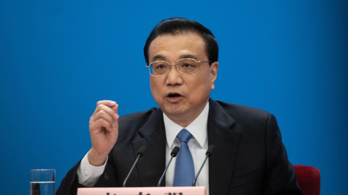China premier Li (AFP)