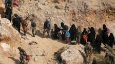 الباغوز سے نقل مکانی کرنے والوں پر داعش کے تین خودکش حملے