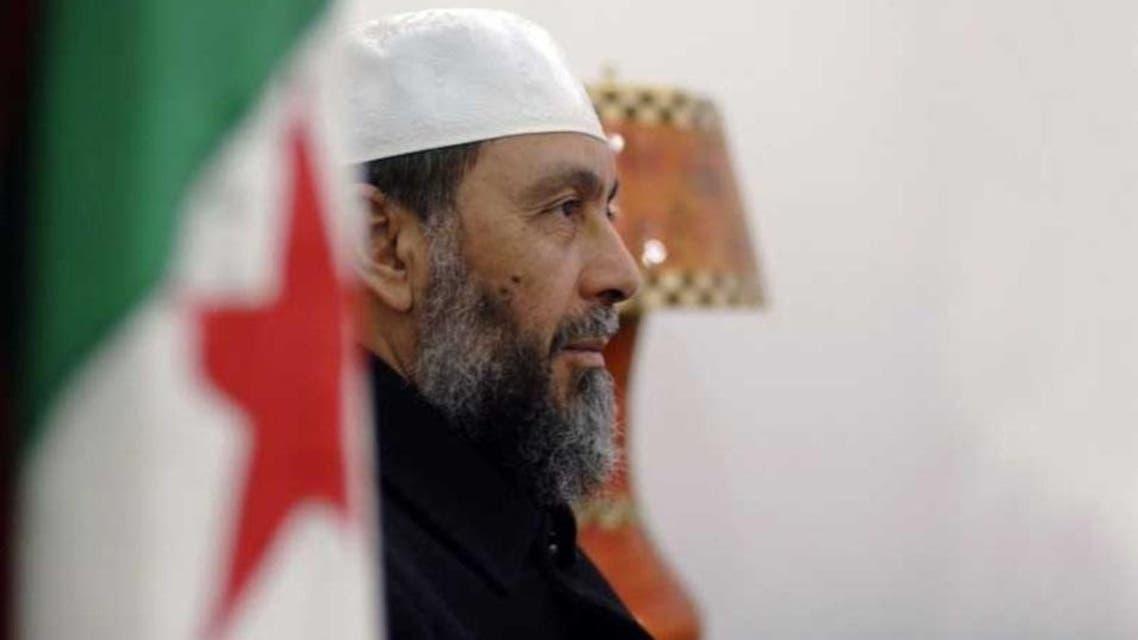 عبدالله جاب الله رئيس حزب جبهة العدالة والتنمية الإخواني