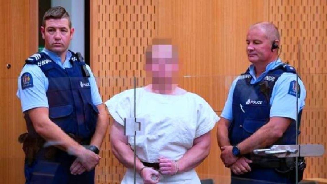الشرطة موّهت وجه مرتكب المجزرة بصورة مثوله السبت أمام المحكمة