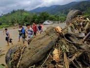 عشرات القتلى والجرحى في سيول إندونيسيا.. وآلاف المشردين
