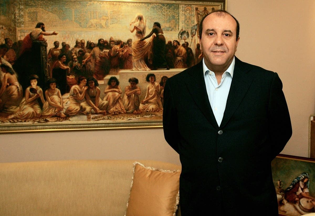 Belhassen Trabelsi is sought by Tunisian authorities for abuse of power and fraud. (File photo: AFP)