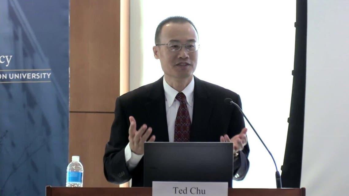 تيد تشو