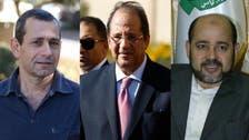 مصر میں حماس کی قیادت اور اسرائیلی انٹیلی عہدیدارکی خفیہ ملاقات
