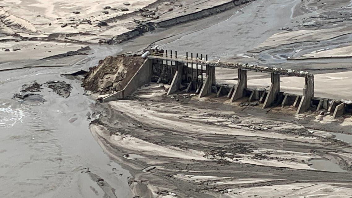 نبراسكا فيضانات