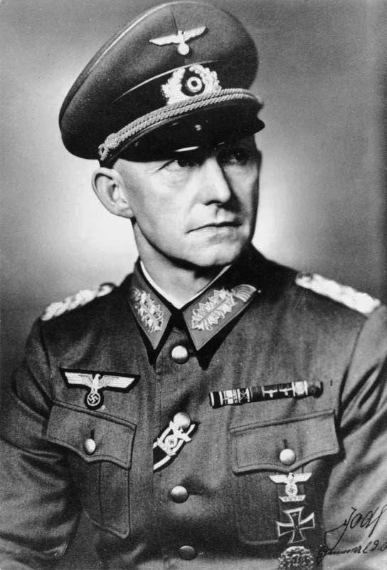صورة للجنرال الألماني ألفرد جودل