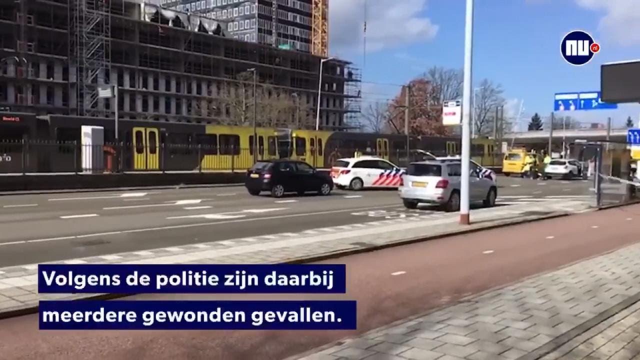هجوم في أوتريخت في هولندا
