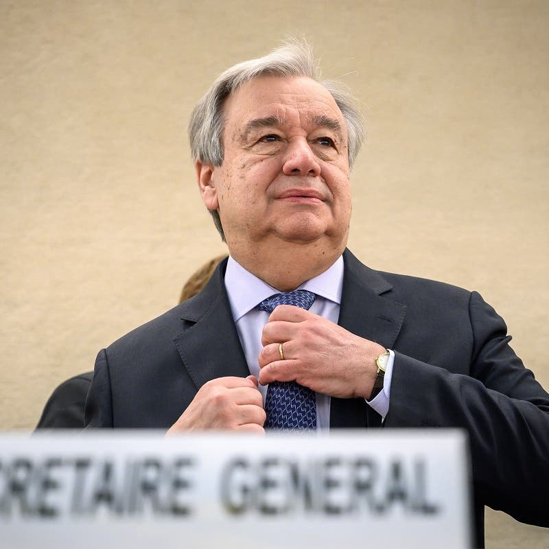 UN reports increase in sex abuse allegations by UN staff