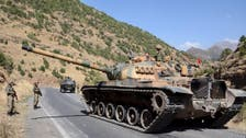 Turkey, Iran launch joint raid against Kurdish militants