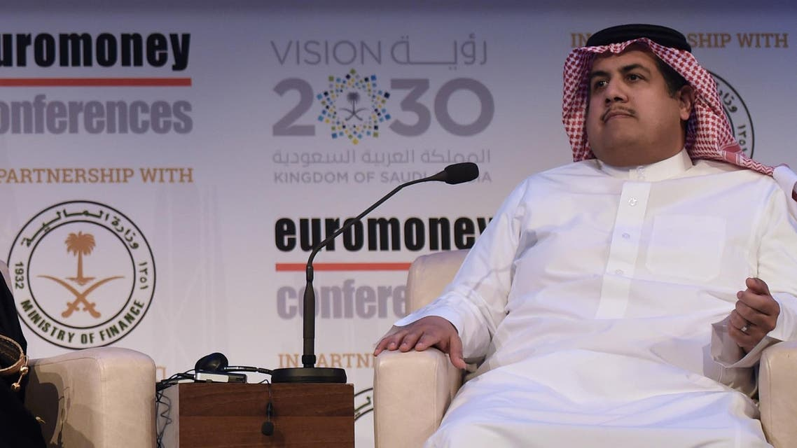 Tadawul, Khalid al-Hussan (AFP)