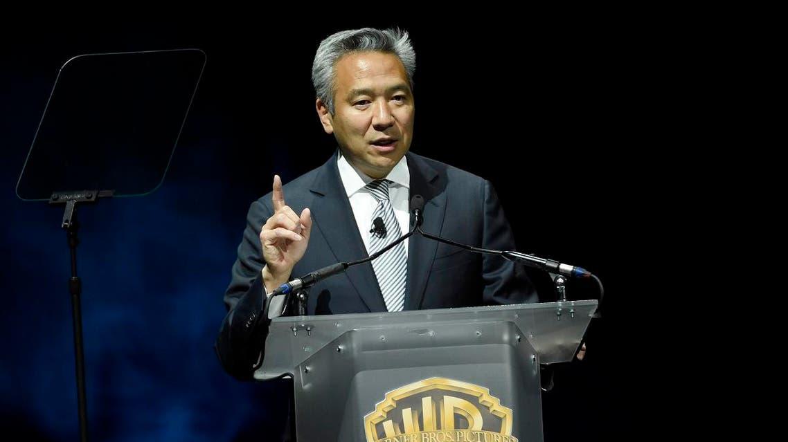 Warner Bros. chief Kevin Tsujihara. (AP)