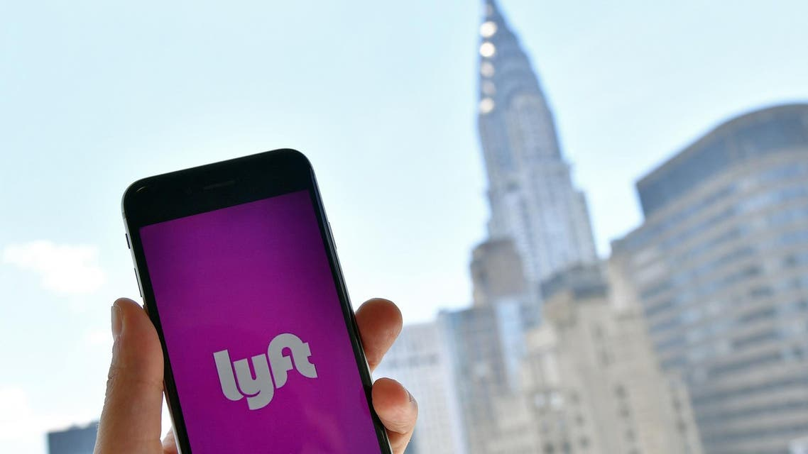 Lyft is seeking to raise some $2 billion in its public share offering, in the first major listing in the ride-hailing sector. (File photo: AFP)