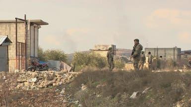 قوات الأسد تقصف نقطة مراقبة تركية في ريف إدلب