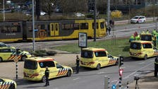 Dutch prosecutors arrest third suspect over deadly tram shooting