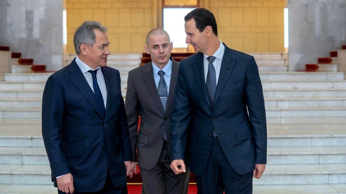شويغو والأسد