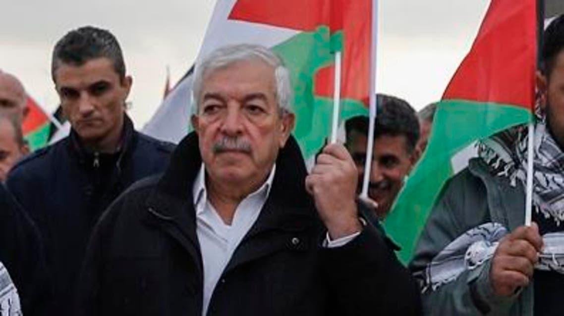 Mahmoud Al-Aloul Gaza. (AFP)