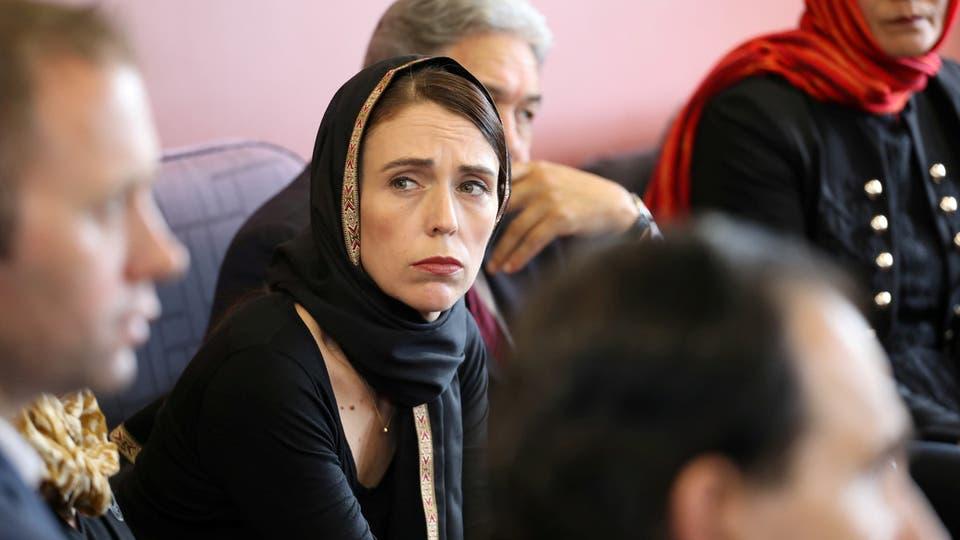 رئيسة وزراء نيوزيلندا تستشهد بحديث نبوي شريف اثناء تشييع ضحايا هجوم المسجدين