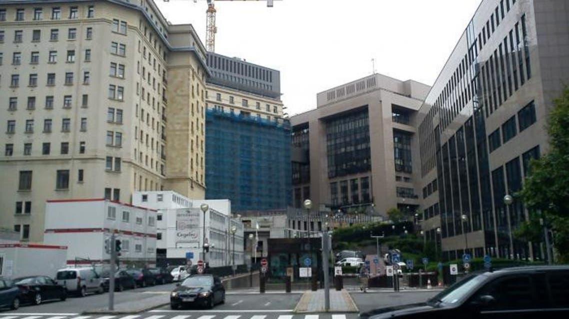 الحي الأوروبي في بروكسل