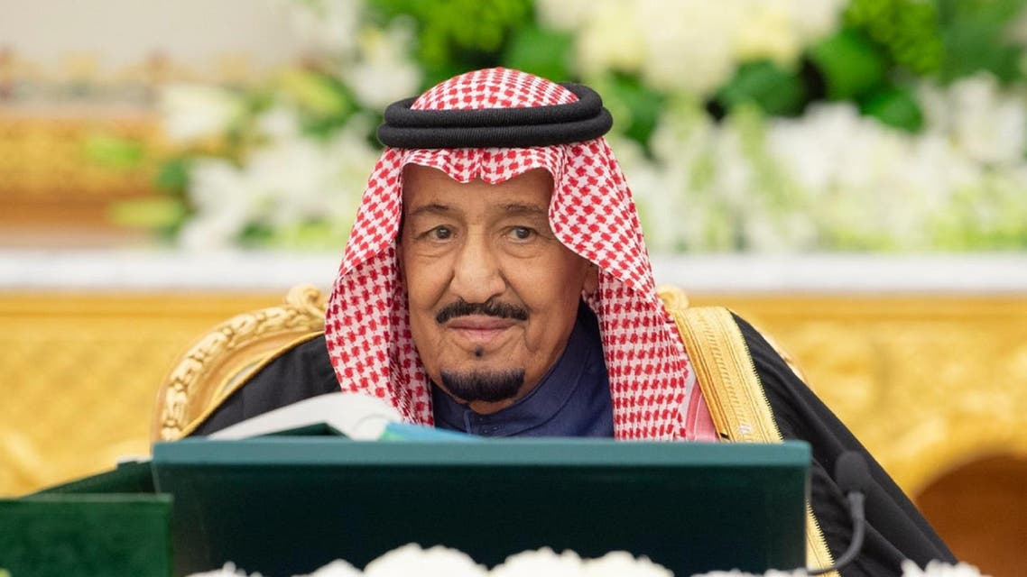 King Salman has launched four entertainment projects in the capital Riyadh, together worth 86 billion riyals. (SPA)