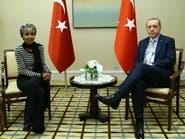 عندما التقت إلهان عمر بأردوغان حذفت الصور.. وهذا تقرير الصحيفة عن اجتماعهما في 2017