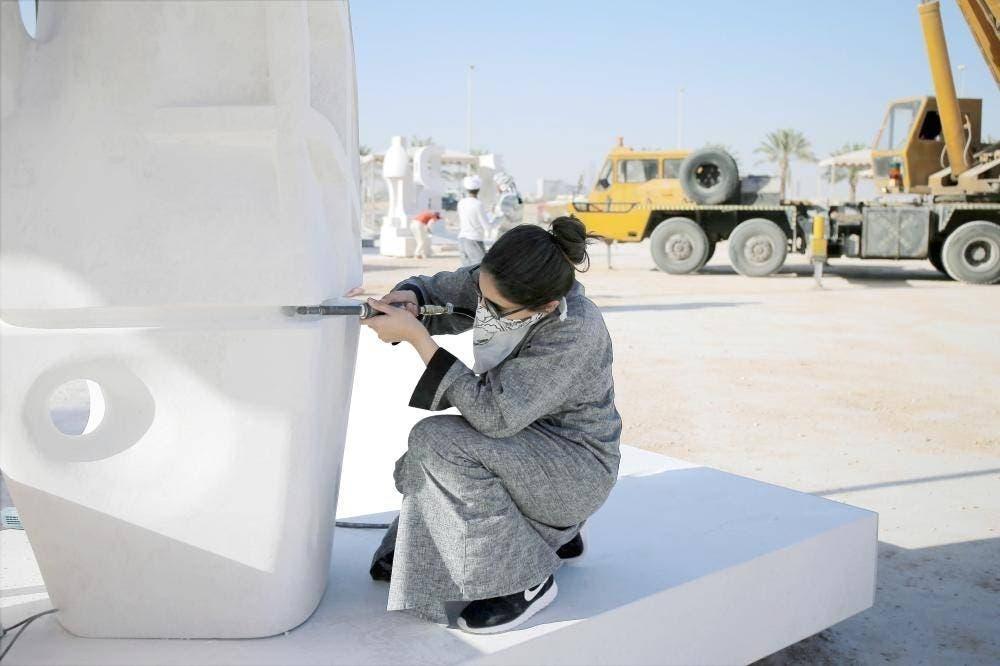 Tuwaiq Art Symposium (Saudi Gazette)