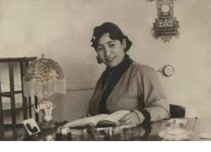 الشاعرة المصرية جميلة العلايلي