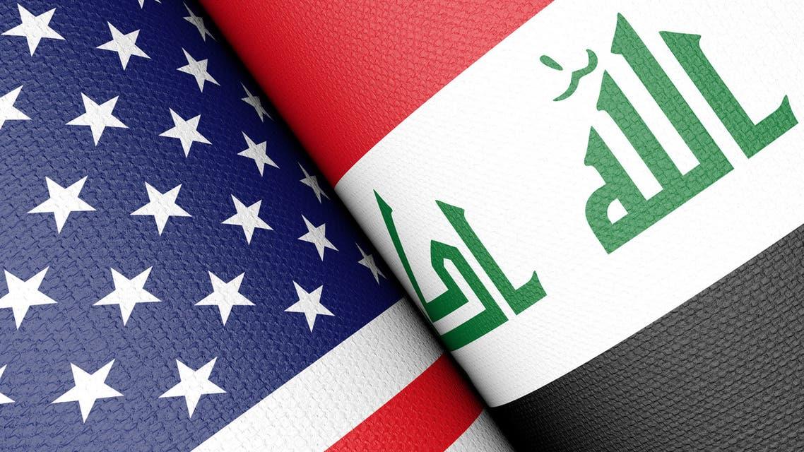 العراق أميركا