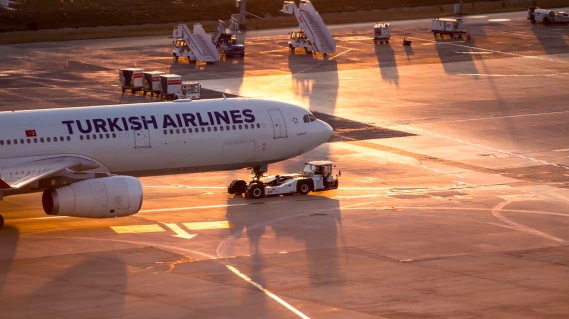 الخطوط التركية turkish airlines