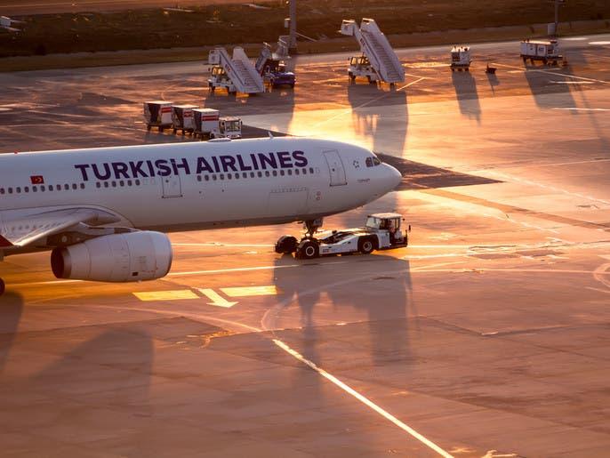 الخطوط التركية توقف الرحلات الدولية ما عدا 5 وجهات