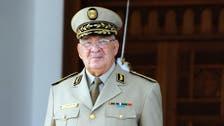 Algeria general praises public's 'noble aims' as support for Bouteflika plummets