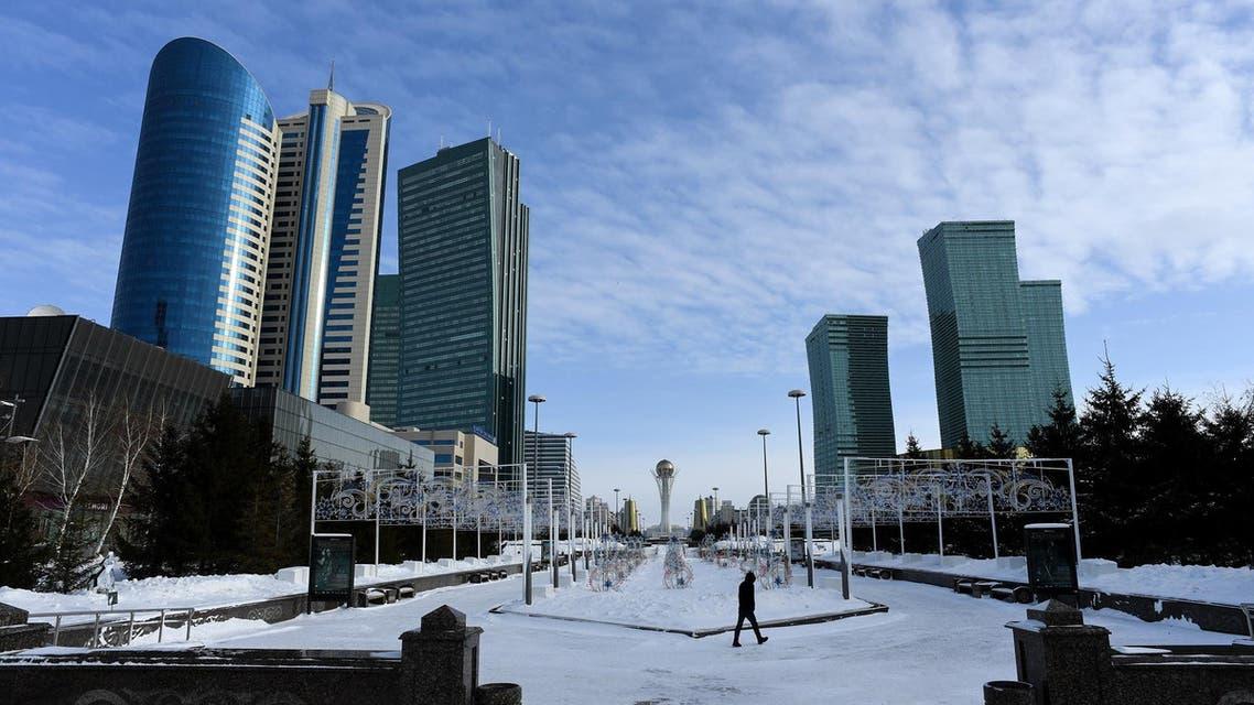 Kazakh capital Astana has been officially renamed Nursultan, after long-time ruler Nursultan Nazarbayev. (File photo: AFP)
