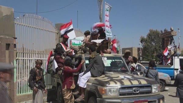حملة اعتقالات حوثية لشيوخ قبائل ومدنيين