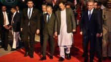 ملائشیا کے وزیراعظم ڈاکٹر مہاتیرمحمد کی پاکستان کے تین روزہ دورے پر اسلام آباد آمد