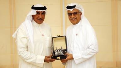 رسمياً.. الرميثي يسحب ترشحه ويدعم ملف سلمان آل خليفة