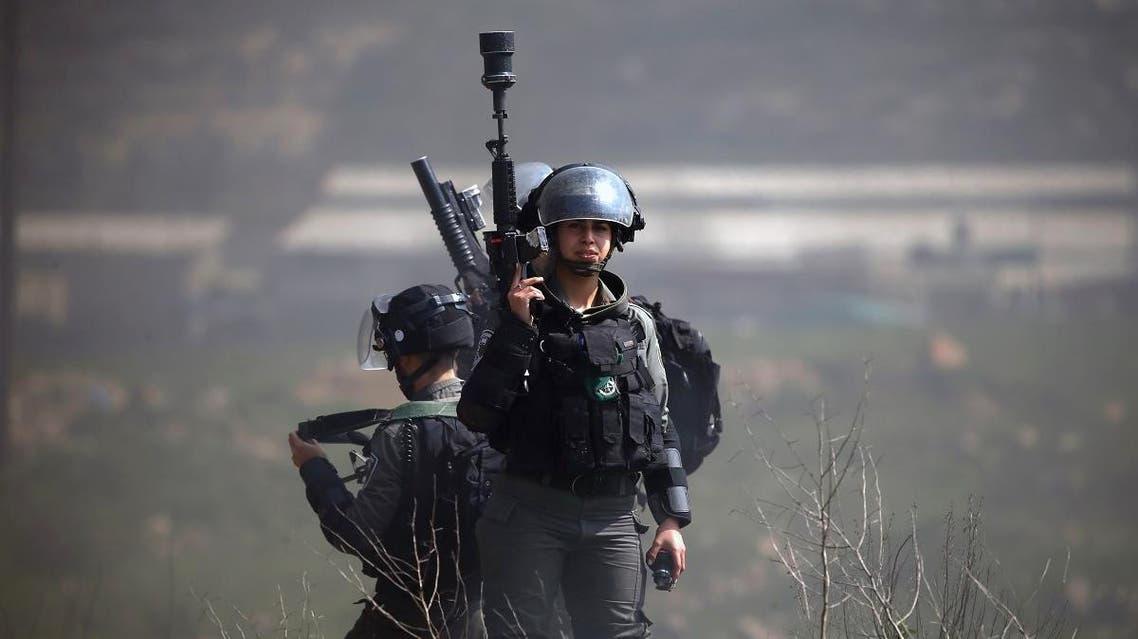 Israeli forces (AFP)