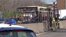 اٹلی میں بس ڈرائیور کی 51 طلباء کو زندہ جلانے کی کوشش ناکام