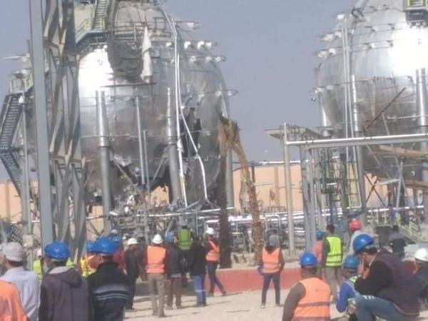 مصر.. 15 قتيلاً وجريحاً بانفجار مصنع بالعين السخنة