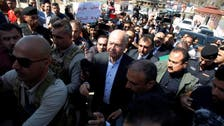 Protesters block Iraq president's pathway over ferry sinking