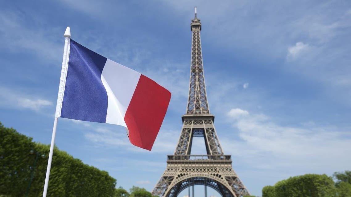 France flag. (Shutterstock)