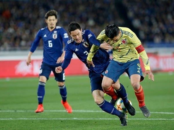 كيروش يحقق فوزه الأول مع كولومبيا على حساب اليابان