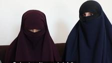 إعادة 3 داعشيات بلجيكيات مع أولادهن إلى بلدهن