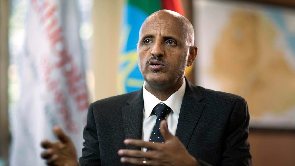 Tewolde Gebremariam, Chief Executive Officer of Ethiopian Airlines, says the warning and training requirements set for the now-grounded 737 Max aircraft may not have been enough. (AP)
