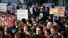 Thousands in Germany protest planned EU internet reforms