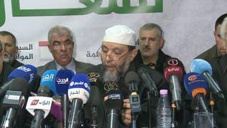 المعارضة الجزائرية تقترح مرحلة انتقالية قصيرة يديرها الجيش