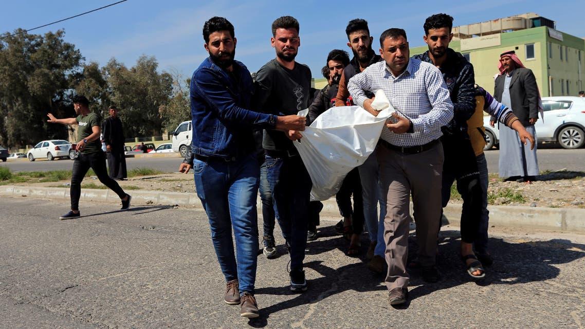 عبارة الموصل ضحايا