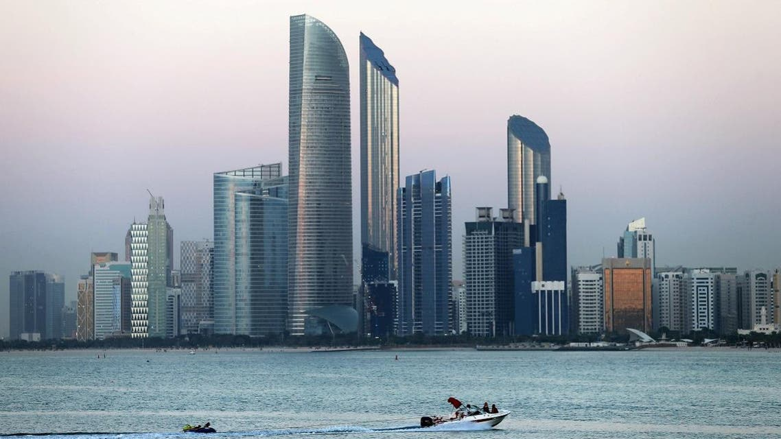 General view of Abu Dhabi, United Arab Emirates. (File photo: Reuters)