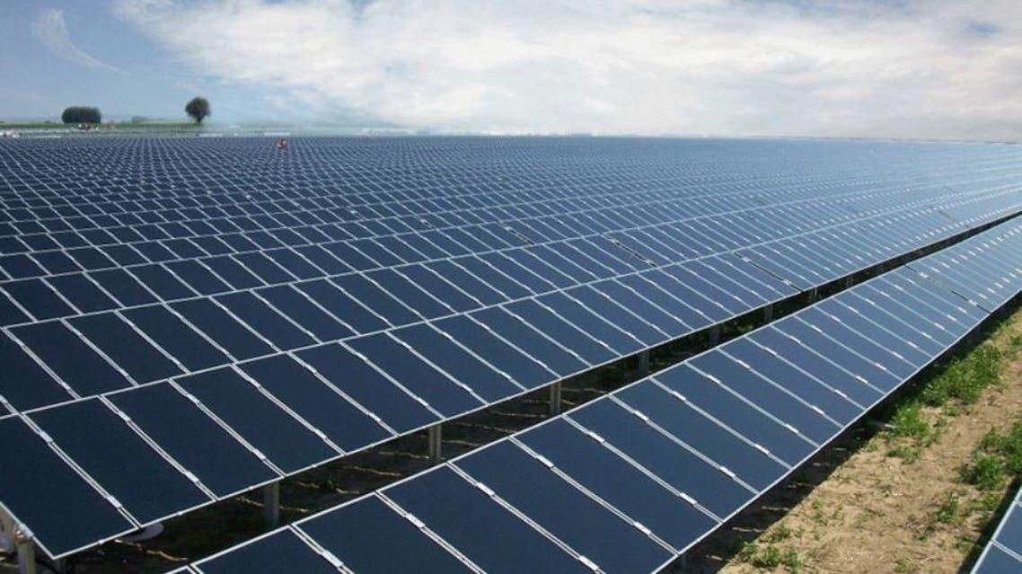 السعودية طاقة شمسية